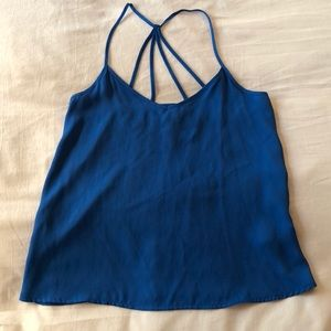 Abercrombie and Fitch Royal Blue Tank